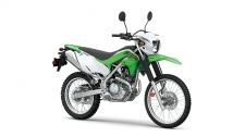 Purpose-built for serious fun on the trails and tuned for on-road versatility.  KLX230AL