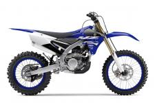YZ250F championship‑tech in a light, powerful machine built to win X‑Country races.