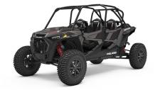 The new RZR XP Turbo S has been completely re-engineered to be stronger and tougher in every respect.