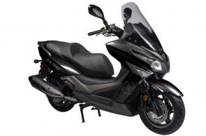 Powerful enough for the highway, but nimble enough for urban riding.  This scooter is a true sport touring vehicle at a very affordable price.