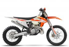 "Take the unrelenting ferocity of an SX bike, add a few extra horsepower and torque, a longer-range fuel tank and an 18"" rear wheel to accommodate more rubber, and you're well-armed to dominate the dirt. In a nutshell, the KTM 300 XC is arguably the most accomplished cross-country racer available."