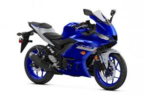 Legendary Yamaha superbike styling, advanced twin cylinder engine and ultra?light chassis make it the bike of choice.