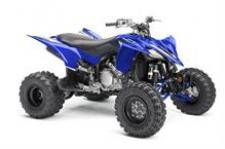 The YFZ450R boasts podium‑topping DNA and a serious race pedigree. Which begs the question: How big is your trophy case?  YFZ45YSXKL This item may not be available immediately in dealer stock. Some items may need to be ordered. See terms for details.