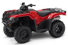 Innovation, performance, value, long-term reliability-the Honda Ranchers offer it all, and more. Its an ATV partner you can count on, for years and years to come.  248388