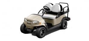 Maximize time! Enjoy the fresh air, or create the perfect time to talk with your family or friends while on the way. No matter how you spend your time on a Club Car, it�s well worth it. Every Club Car has a personality: Yours! Choose color, style, accessories, and customize it to your tastes. (*MSRP for base model. Photo may include colors/accessories at additional cost.)