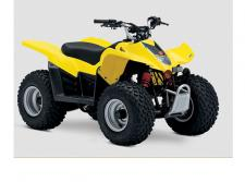 The QuadSport Z50 is packed with quality, safety, and style, making it the perfect choice for younger adventurers!