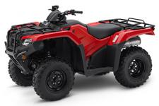 Innovation, performance, value, long-term reliability-the Honda Ranchers offer it all, and more. Its an ATV partner you can count on, for years and years to come.  248508
