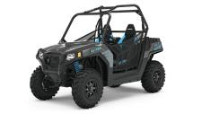 RZR 570 unlocks the ideal balance of power and agility to crush width-restricted trails and beyond.