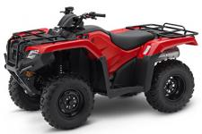 Innovation, performance, value, long-term reliability-the Honda Ranchers offer it all, and more. It's an ATV partner you can count on, for years and years to come.  248448