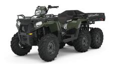 An ATV purpose built to tackle the toughest jobs with ease.