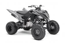 The Raptor 700 provides superior big‑bore pure sport ATV performance in the ultimate affordable package.