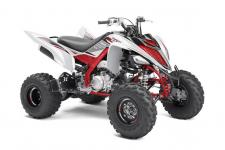 The Raptor 700R SE, with its special color, graphics and GYTR parts, continues to reign as the dominant sport ATV with supreme performance and style.