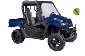 The UXV 700i LE Prime model is an impressive upgrade from 700i LE model. With added Prime accessory package including hard top, front and rear windshield and bed extender you can tackle any terrain with confidence.