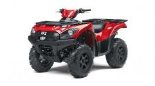 With 1,250-lb towing capacity and independent suspension, this ATV is suitable for people ages 16 and older.