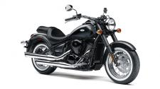 THE VULCAN® 900 CLASSIC OFFERS CLEAN, FLOWING LINES FOR A LOOK AS SMOOTH AS THE RIDE ON THIS KAWASAKI MID-SIZE CRUISER. POWERED BY A 903cc V-TWIN ENGINE, THE VULCAN 900 CLASSIC HAS THE MUSCLE TO MATCH ITS BOLD APPEARANCE, WITH A PLUSH BUCKET SEAT AND SPACIOUS FLOORBOARDS FOR ALL-DAY COMFORT.  Fuel-injected 903cc V-twin engine delivers ample roll-on power and excellent fuel economy Low seat height adds to rider confidence by enabling both feet to be placed on the ground at stops Rider floorboards with heel/toe shifter enhance rider comfort Tank-mounted instrumentation on class-leading 5.3-gallon fuel tank Adding to the look and feel of the bike, the 180mm rear tire is the widest in its class