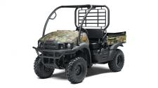 NOW FEATURING FUEL INJECTION, THE MULE SX 4X4 XC CAMO FI SIDE X SIDE IS A COMPACT AND NIMBLE HUNTING COMPANION. THIS CAPABLE MACHINE IS EQUIPPED WITH TRAIL-READY WHEELS AND TIRES WHILE SPORTING A RUGGED APPEARANCE.