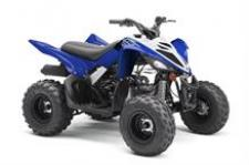 With electric start, reverse, and legendary Raptor styling, the Raptor 90 is pure fun for riders 10 years and older.  YFM09RYXKL This item may not be available immediately in dealer stock. Some items may need to be ordered. See terms for details.