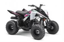 With electric start, reverse, and legendary Raptor styling, the Raptor 90 is pure fun for riders 10 years and older.  YFM09RYXKW This item may not be available immediately in dealer stock. Some items may need to be ordered. See terms for details.
