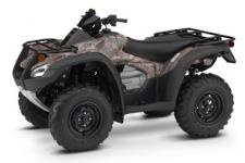 For lots of ATV riders out there, bigger is better. Which would make the Honda FourTrax Rincon one of our best ATVs ever. To start with, it's built around our biggest ATV engine, and it's a class-leader when it comes to comfort, ride quality, and innovation too.  250313