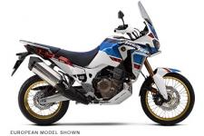 Humans have always wondered what lies over the horizon. First we walked. Then we had horses. And now we have the best exploration tool yet: the Honda Africa Twin. Even better news? Now there's a second option, celebrating the 30th anniversary of Honda's original Africa Twin: the new Africa Twin Adventure Sports. Same great engine, but optimized for riders looking for more range and comfort, on and off road. You get a bigger fuel tank, more suspension travel, a larger skid plate, wider footpegs, a larger windscreen, and more. So turn your next vacation into an adventure—whether it's a weekend or a year off. Where will that take you? On a Honda Africa Twin, anywhere you want.