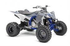 The Special Edition YFZ450R features GYTR performance parts and a color and graphic scheme that looks fast standing still.  YFZ45YSSKW This item may not be available immediately in dealer stock. Some items may need to be ordered. See terms for details.