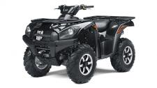 The Kawasaki Brute Force 7504x4i EPS ATV is built strong to dominate the most difficult trails. Backed by over a century of Kawasaki Heavy Industries, Ltd. (KHI) knowledge and engineering, the Brute Force 750 4x4i EPS is a thrilling adventure ATV that refuses to quit.