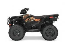 INDUSTRY'S BEST SELLING SPORTSMAN® ATV Home to the best selling Automatic 4×4 ATV of all time — with legendary ride and handling,  the Sportmsan® ATV gets you through the toughest trails and the biggest jobs.