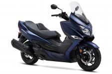 The 2019 Burgman 400 sets the convenience and performance standard for all mid-sized scooters while maintaining its reputation for luxury and quality.