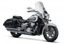 The Suzuki Boulevard C90T is a tour-ready cruiser powered by a fuel injected, 90 cubic inch, V-twin engine that delivers exceptional torque for outstanding acceleration in every gear.