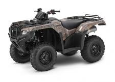 For decades now, Honda's line of Rancher all-terrain vehicles has pretty much been where the search for the perfect mid-size ATV starts and ends. And it's easy to see why so many thousands of Rancher owners know they've made the right choice. With a variety of models and options, it's easy to get the features you want. Plus, the Rancher just hits that sweet spot in terms of size and performance.  Every Rancher starts with the same proven Honda engine, the heart of any ATV. A 420cc liquid-cooled single-cylinder design with fuel injection, it's engineered for the kind of wide, low-revving power an ATV rider wants. And it offers something no other ATV can: Honda's legendary reliability and efficiency.  After that, the mix-and-match of features is up to you. We have models with independent rear suspension (IRS) for excellent handling and a superior ride. We also have swingarm/solid-axle models suited to riders who tow a lot, or who want a solid axle's simplicity of design. Standard manual ATV transmission, our exclusive Electric Shift Program, or Honda's revolutionary Automatic Dual Clutch Transmission (DCT) are all available, as is Electric Power Steering and your choice between two- and four-wheel drive. 247483