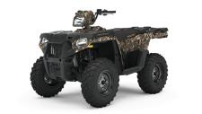 The best selling automatic 4x4 ATV of all time is back with epic riding and legendary handling.
