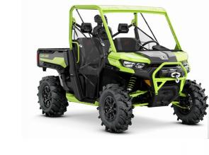 FORCE OF NATURE. Torture-tested to dominate changeable conditions, this workhorse is mud-ready from winch to tail, including snorkeled intakes and 15 in. of ground clearance.