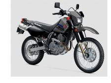 The Suzuki DR650S is quite possibly the best all-around, dual-purpose motorcycle available today.  DR650SEM0