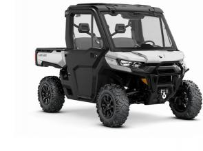 COMPLETELY COVERED. All-weather cab, factory-installed winch, and everything else needed for a true 4-season, futureproof workhorse.