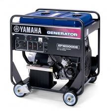 12,000 watts/100 amps @ 120 volts 120/240 volt. This unit can power most homes in emergency situations.