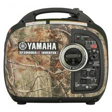 2000 watts/16.7 amps. Quietly powers a wide range of applications while still portable and retro-cool, now in camo.