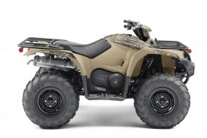 The Proven Off‑Road Kodiak 450 EPS packs superior off‑road capability, comfort and confidence into the best‑performing mid‑size ATV you can buy.  YFM45KPHKF This item may not be available immediately in dealer stock. Some items may need to be ordered. See terms for details.