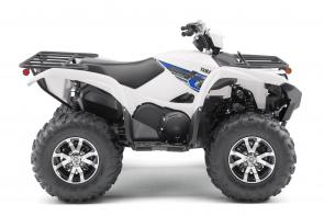 The tenaciously trail‑ready Grizzly EPS is the best‑performaing ATV in its class, with superior capability, all‑day comfort, and legendary durability.  YFM70GPAKW This item may not be available immediately in dealer stock. Some items may need to be ordered. See terms for details.