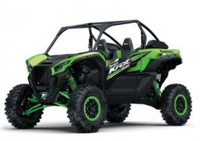 The game-changing Teryx KRX 1000 inspires confidence with a terrain-taming combination of power, performance and capability.