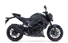 The new GSX-S750 brings significant engine and chassis advancements to firmly establish itself as the second model in Suzuki's innovative line-up of performance street machines. Similar to the GSX-S1000, the new GSX-S750 inherits its heart and soul from Suzuki's MotoGP race experience and the 30-year heritage of the GSX-R750.