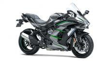 Kawasaki's Ninja H2 SX models are where luxury and performance reach stunning new heights.