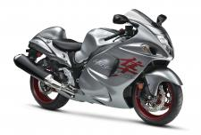 The Suzuki Hayabusa is quite simply the Ultimate Sportbike.