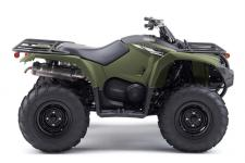 With an Ultramatic automatic transmission, On‑Command 2WD/4WD, and fuel injection, this ATV packs big performance into a mid‑size machine.