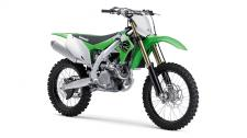 For decades, Kawasaki KX motorcycles have established a legacy of building champions. Keeping with this legacy is the completely redesigned KX450 for 2019. Equipped with a more powerful engine, race-ready suspension and new electric start, the all-new, unrivaled KX450 is built for the top of the podium.