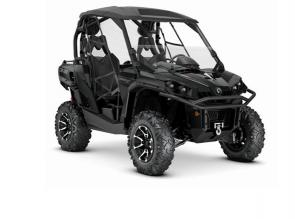The fully-loaded 2-seater is here: command your path off-road with world-renowned versatility and best-in-class power.