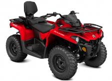 Raise your expectations, not your price range. Get the all-terrain performance youd expect from Can-Am at the most accessible price ever. A more comfortable two-up riding experience that simply and quickly converts to a one-up.