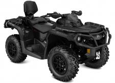 Loaded with features including an upgraded suspension and aluminum beadlock wheels, the Outlander MAX XT-P is a sporty two-up ride with all the extras.