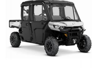 Defender MAX XT CAB is ready when you are-with room for 6.