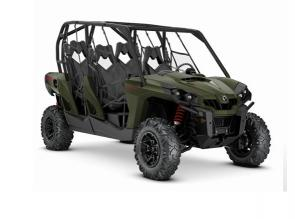 Command your path off-road with 4 seats, power steering, world-renowned versatility, and best-in-class power.
