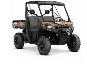 FOLLOW THE HUNT ANYWHERE. The Mossy Oak Edition is fully-equipped with rugged bumpers, winch, tires, wheels, and exclusive Smart Lok technology.